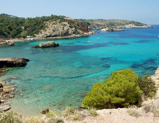 Cala-Xarraca Ibiza